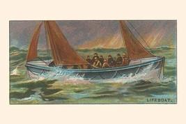 Lifeboat - Art Print - $19.99+