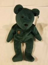 Salvinos Bamm Beanos Baltimore Orioles Cal Ripken Jr. Vintage Beanie Baby Bear - $14.69