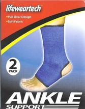 Lifeweartech Ankle Support - One Box with 2 Ankle Supports Inside