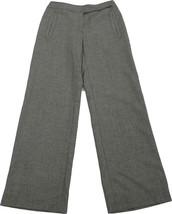New VALENTINO Italy career pants slacks trousers 4 check designer black ... - $126.09