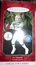 Hallmark Keepsake Ornament Joe Namath Football Legends  - $10.88