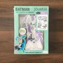 Batman jouetie collaboration stationery set pencil case Sticky Masking tape - $398.44