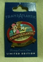 Disney Cruise Line Transatlantic Cruise May 2007 Minnie Mouse Gibraltar ... - $18.95