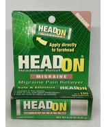 Head On Headache Relief Migraine Pain Reliever NIB - $99.99