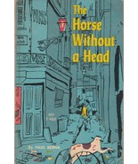 The Horse Without a Head 1964 Paul Berna Scholastic Book T488 Dogs - $9.89