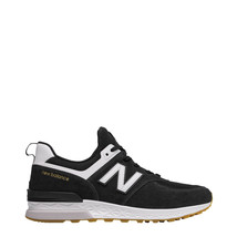 New Balance MS574F Mens Black 95580 - $106.79