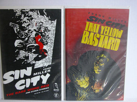 SIN CITY: THE BABE WHO WORE RED AND LOST, LONELY & LETHAL - FREE SHIPPING - $14.03