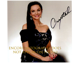 CRYSTAL GAYLE  Authentic Original  SIGNED AUTOGRAPHED PHOTO w/ COA 2428 - $40.00