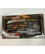 21538. P6. Ninja Knights Activity play set - $15.98