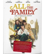 All in the Family the Complete Series (28 Disc Box Set DVD) Brand NEw - $54.95