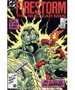 DC THE FURY OF FIRESTORM #52 VF - $0.99