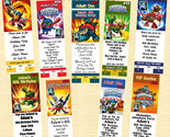 Skylanders Birthday Invitations 10 each with Envelopes Personalized Custom Made