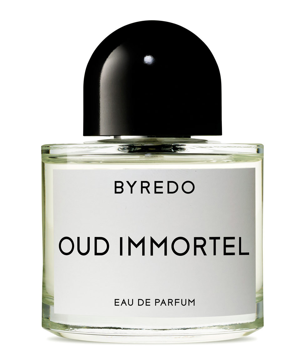 OUD IMMORTEL by BYREDO 5ml Travel Spray Perfume PATCHOULI TOBACCO INCENSE