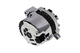 A-Team Performance GM CS130 Style 160 Amp Alternator with Serpentine Pulley image 5
