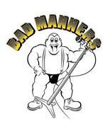 Bad Manners Fatty Man shaped vinyl window sticker 110x105mm ska mod skin... - $4.15