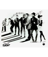 The English Beat vinyl sticker 14cm x 11cm Dave Wakeling Go Feet ska 2Tone - $3.35