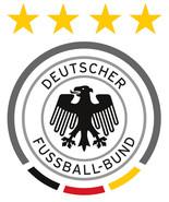 Germany crest clear vinyl sticker 120x95mm Euro 2016 Football Deutscher ... - $3.35