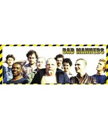 Bad Manners ska vinyl sticker 15cmx5.5cm mod skinhead Madness Specials 2... - $3.35