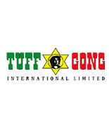 Bob Marley Tuff Gong vinyl sticker 220mm x 75mm Wailers Peter Tosh - $4.48