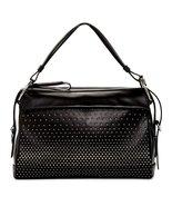 Marc by Marc Jacobs Prism 40 Leather Shoulder Bag - Black - $534.91