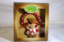 Kurt S. Adler Enchanted Forest Christmas #1 Babysitter  Christmas Ornament - $11.77