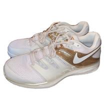 Nike Air Zoom Vapor X Hc (PHANTOM/MET Gold) Tennis Shoes Wmns AA8027-007 11.5 - $70.79