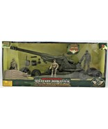 World Peacekeepers Military Howitzer W Lights Sounds Soldier Action Figu... - $89.09
