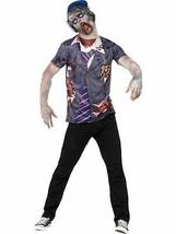 "Zombie School Boy, Chest 42""-44"", Halloween Zombie Alley Fancy Dress #AU - $19.48"