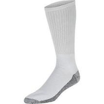 Dickies - Men's Dri-Tech Comfort Crew Work Socks White  5-Pack NWT - $9.74