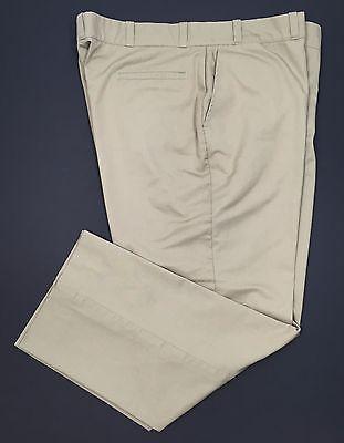 1b1f6f08822 Fieldmaster Flat Front Pants 48 x 30 Khaki and 50 similar items