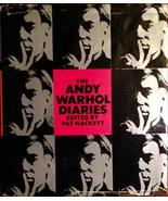 The Andy Warhol Diaries by Andy Warhol (1989) Hardcover [Hardcover] Andy... - $68.95