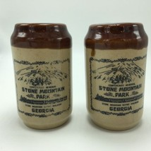 Stone Mountain Park Georgia Salt Pepper Stonewa... - $8.47
