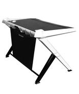 DXRacer GD/1000/NW Computer Desk Gaming Desk Wood/Steel Frame/ABS(Black/... - $399.00