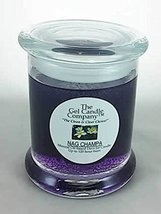 Nag Champa Scented Gel Candle Deco Jar - 12 oz. Clean and even burn for ... - €13,11 EUR