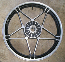 Honda CB550SC NIGHTHAWK 83-84 front wheel - $44.55
