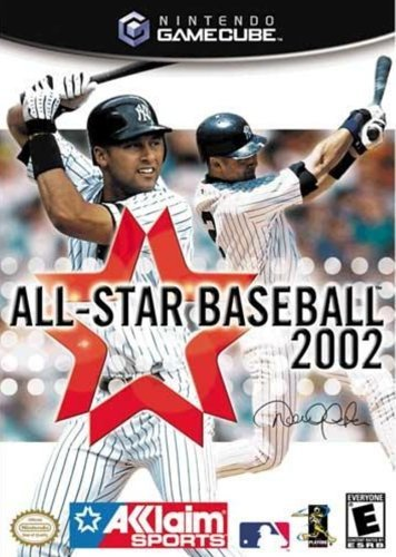 Primary image for All-Star Baseball 2002 [GameCube]