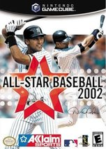 All-Star Baseball 2002 [GameCube] - $6.92