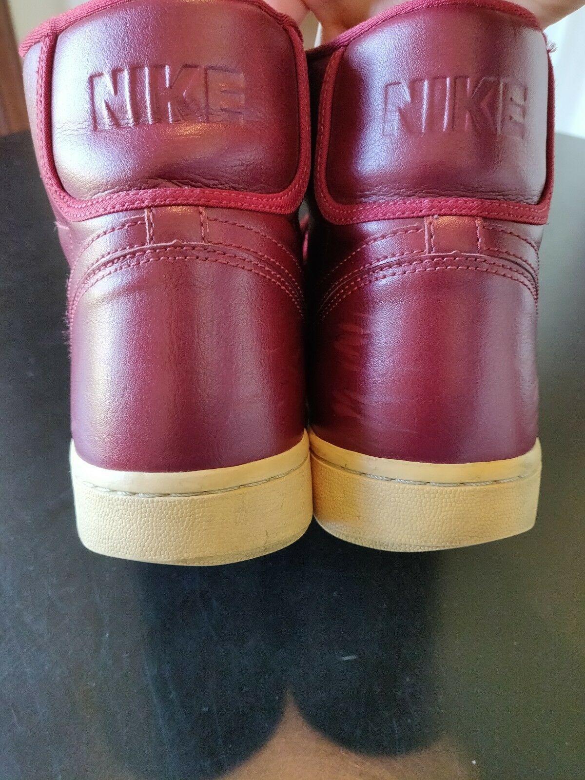 Nike Dynasty81 Hi Mens Basketball Sneakers US Size 9.5 Rare