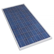 85W 18V Solar Panel Photovoltaic Solar Module Gate Operators Cells Energ... - $184.71