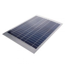 Semi-flexible 20W Solar Panel Module Kit for Gate Automatic Door Openers... - €105,30 EUR