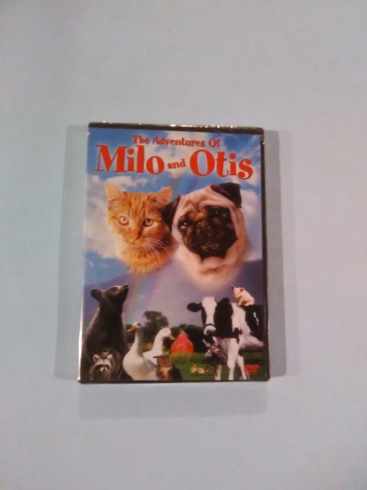 Adventures of Milo and Otis (DVD, 1999, Closed Caption, Full Frame)