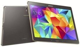 "Samsung Galaxy Tab S 10.5"" - 16GB WiFi + 4G LTE (GSM UNLOCKED) SM-T805W | Bronze"