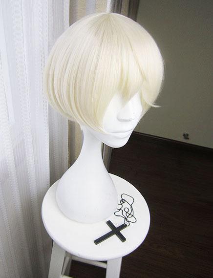Higekiri cosplay wig