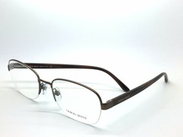 Giorgio Armani Eyeglasses AR 5038 3006 Matte Bronze, Size 55-19-140 /POUCH - $58.17