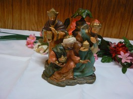 Vintage Avon Collectors Holiday Day Treasures The Three Wisemen - $24.74
