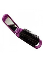 Vega Folding Hair Brush with Mirror - $8.76