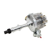 Top Street Performance JM6504CL HEI Distributor with Clear Cap (50K Volt Coil)