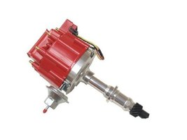 Proheader PE326 - Pontiac HEI V8 Distributor with Adjustable Vacuum Advance 5...