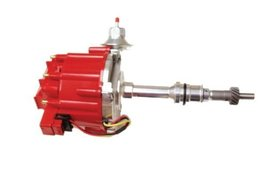 Proheader PE332 - Ford 351C-400-429-460 HEI Distributor with 50k Coil & Red Cap