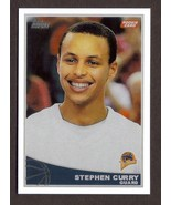 STEPHEN CURRY Rookie Card RP #321 Warriors RC 2009 T Free Shipping - $3.00